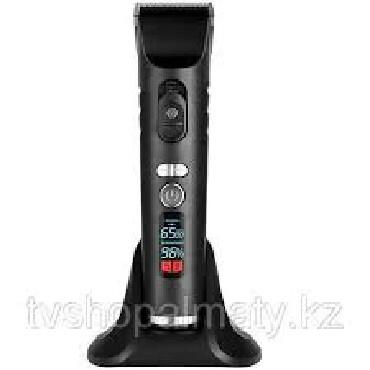 Часы strong durable - Кыргызстан: Машинка для стрижки волос Pro Mozer MZ-9822Объем батареи