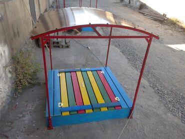 интерактивная доска бишкек in Кыргызстан | МОНИТОРЫ: Песочница для детей.Песочница с навесом.Доска лиственница.Каркас
