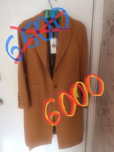 Новое турецкое деми сезонное пальто, в Бишкек