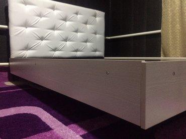 Кровать новая 2 х спальная без матраса в Бишкек