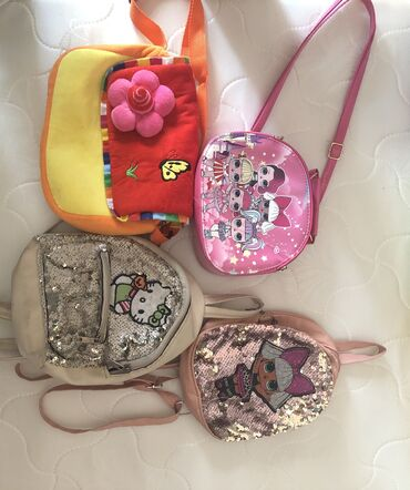 Детские девчачьи сумки