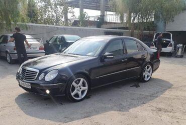 185 elan   NƏQLIYYAT: Mercedes-Benz E 280 2005