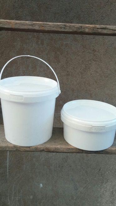 Продаю пластиковую тару пищевую.0.5л-10сом.1л-15сом.новая в Бишкек