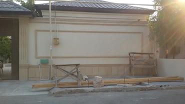 ev villa - Azərbaycan: Tarsofka işləri ferdi yasayis evlerinin obyekt villa bina evleri ve