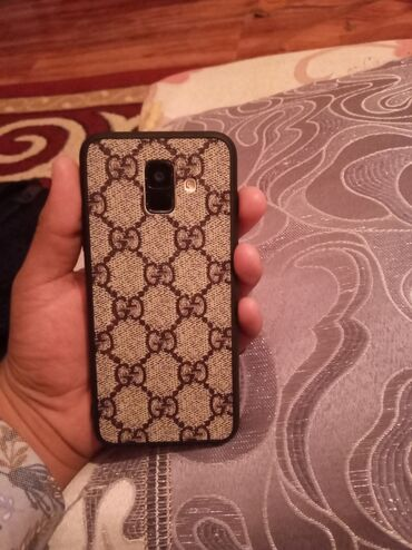 samsung a6 в Кыргызстан: Б/у Samsung Galaxy A6 32 ГБ