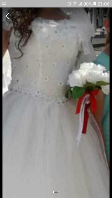 Продаю Свадебное платье.Одевалось в Бишкек