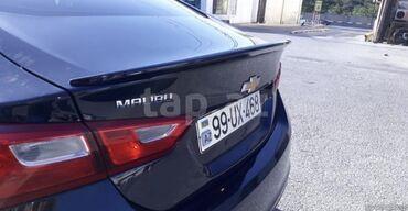 malibu 2018 - Azərbaycan: Chevrolet Malibu arxa spoyler