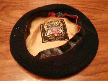 Masina za meso - Senta: Francuska kapa precnik 26 cm otvor za glavu 22cm