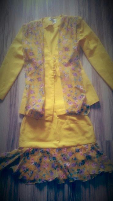 Юбка пиджак на 42_44р в Бишкек