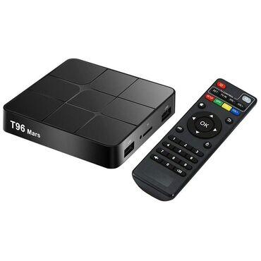 smart tv aparatı - Azərbaycan: T96 mars 2/16gb Smart Tv Box.Bilməyənlər üçün xatırlatma:Bu Tv Box