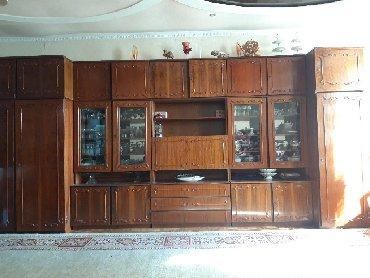 сервант гдр в Кыргызстан: Ош. Сервант +шкаф вместительная