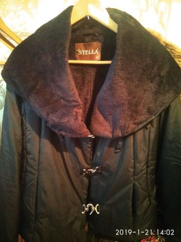 Женская куртка, одевали пару раз. в Бишкек
