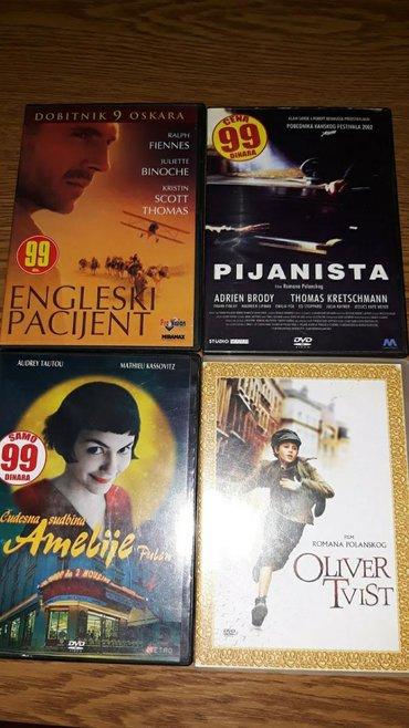 Dvd-filmovi - Srbija: Domaci i strani filmovi. 50din komad