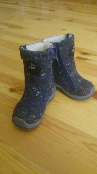 qış ortopedik uşaq ayaqqabıları - Azərbaycan: Uşaq üçün İsti qış ayaqqabısı Rusiyadan alınıb 22 Ölçü 1-2 yaşa