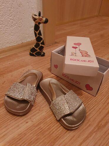 Nove decije zenske sandalice,broj 24. Imaju i svoju kutiju