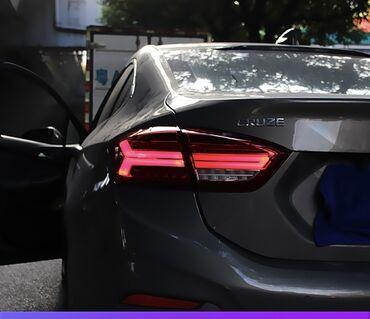 Chevrolet cruze 2017 led arxa stop