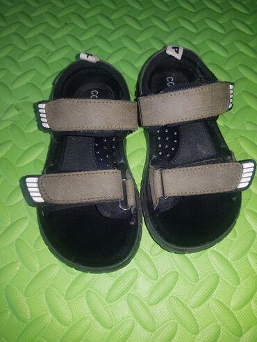 Детская обувь - Кировское: Продам сандали одевали пару раз. Брали за 1500 отдам за 300