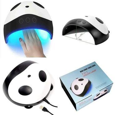 Podna lampa - Zajecar: Sušilica UV led lampa za nokte -Panda 3 u 1. Suši većinu vrsta lakova