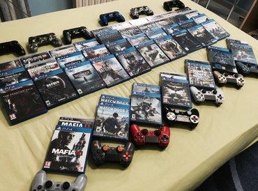 Bakı şəhərində Playstation 4 aksesuarları topdan və pərakəndə satışı