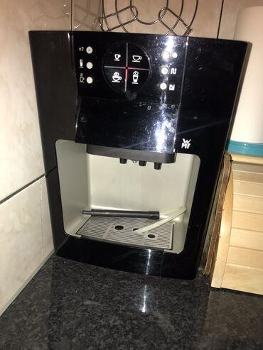 Aparat za kafu, aparat radi perfektno ima dve mogucnosti koriscenja ka
