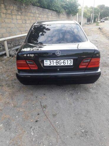 İşlənmiş Avtomobillər İsmayıllıda: Mercedes-Benz E 230 2.3 l. 1995 | 349183 km
