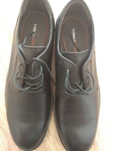 Туфли мужские. Фирма Thomas Munz Кожа. Р. 43