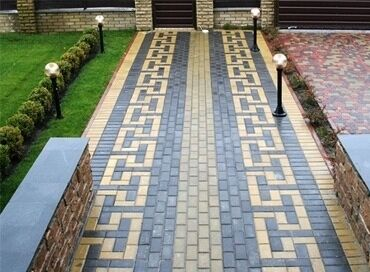 Laying paving stones | Free consultation | Experience More than 6 years experience