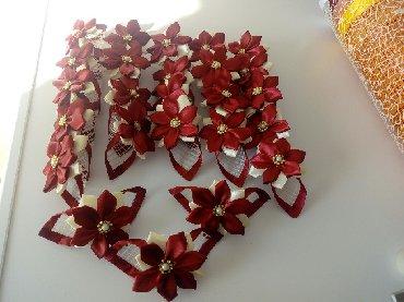 Kućni dekor - Obrenovac: Prstencici 50 din komad