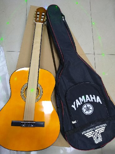 - Azərbaycan: Gitara uzerinde cexol hediyye