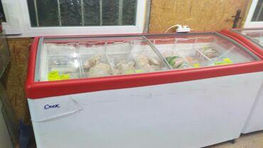 Продаю морозильник фирма СНЕЖ, просим 38000 сом, почти новый, 7