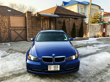 bmw-1-series в Кыргызстан: BMW 3 series 3 л. 2008 | 104500 км