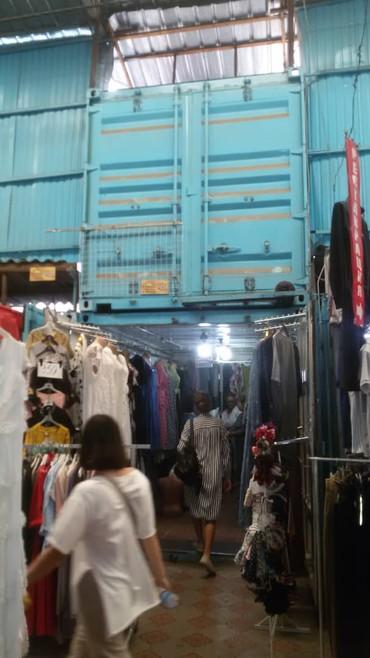 Срочно продаю 2-этажный контейнер на Дордое, 14 проход, 22000$ в Бишкек