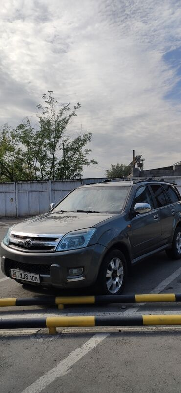 Great Wall - Кыргызстан: Great Wall Hover 2.4 л. 2006 | 170000 км