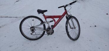 Продаю велосипед горный скоростной на 26 цена окончательна 5000