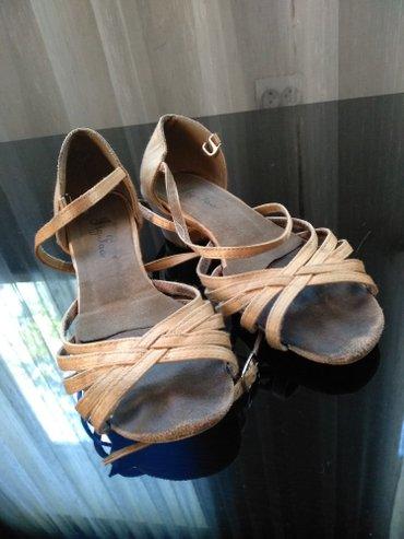 Продаю туфли танцевальные, не дорого. 35 размер в Бишкек
