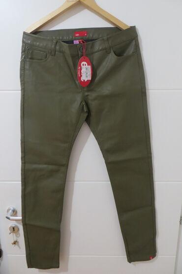Turska zenska - Srbija: EDC BY ESPRIT 42 potpuno nove zenske moderne kvalitetne pantalone