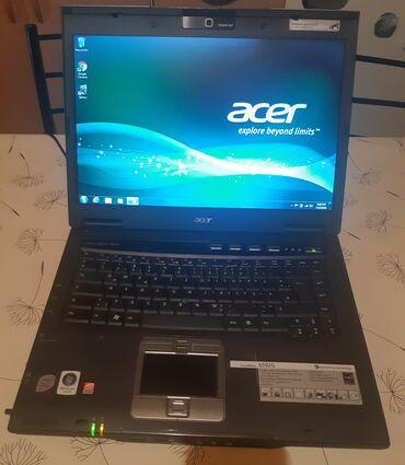 Acer Travelmate 6592G- Laptop u odlicnom fizickom i funkcionalnom