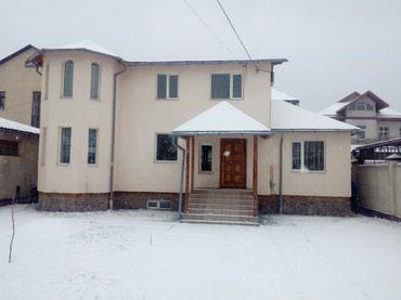Срочно продаю особняк  по Жантошева 4,5 в Бишкек