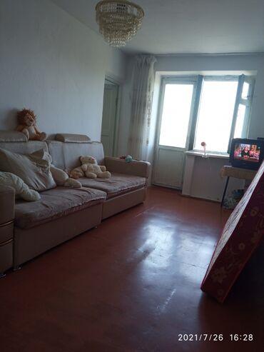 Недвижимость - Беловодское: 105 серия, 3 комнаты, 52 кв. м Без мебели, Раздельный санузел, Угловая квартира