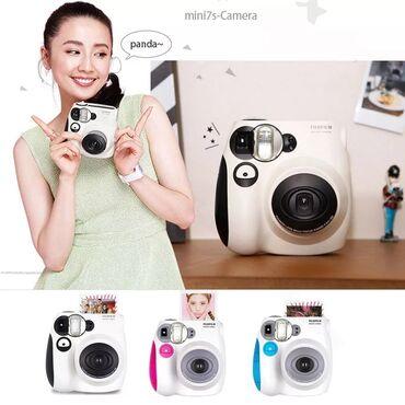 instax mini 8 в Кыргызстан: Камера моментальной печати FUJIFILM Instax Mini 7S +доставка по г