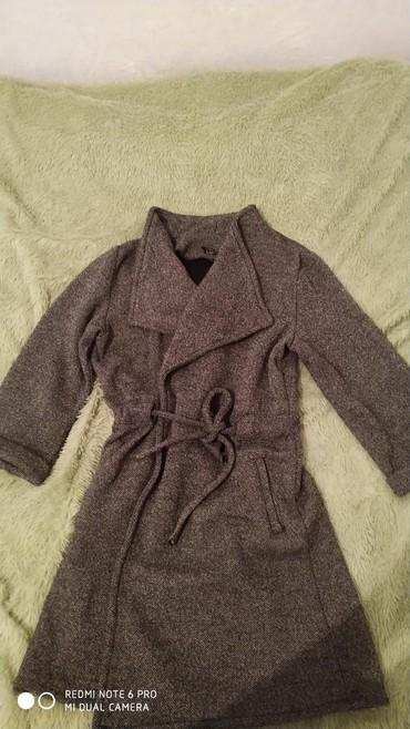 топ без лямок в Кыргызстан: Лёгкое пальто без подклада без ничего в хорошем состоянии 44р отдам за