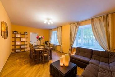 Посуточно 1-2-3-х комнвтные квартиры центр Бишкека