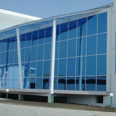 Компания gold aluminium предлогает в Бишкек