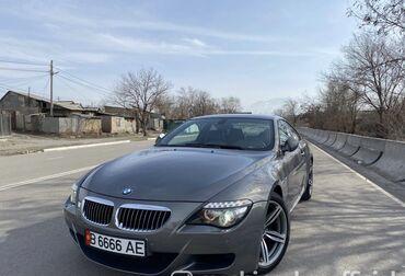 BMW M6 5 л. 2008 | 65000 км