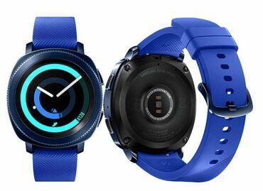 vakansii apple в Кыргызстан: Синие Унисекс Наручные часы Samsung