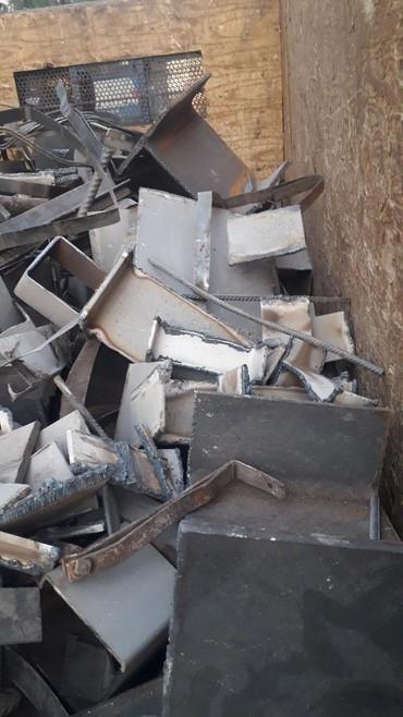 черный металл в Кыргызстан: Черный металл. куплю черный металл самовывоз темир алабыз барып алып