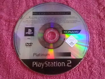 PlayStation 2  pro evolution soccer 3 - Kucevo