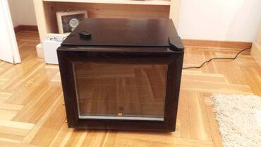 Kuhinjski aparati   Smederevska Palanka: Upotrebljen crno refrigerator
