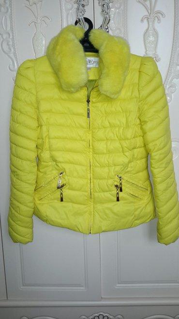 Продаю куртку брала за 2300 отдаю за 1500 в Токмак