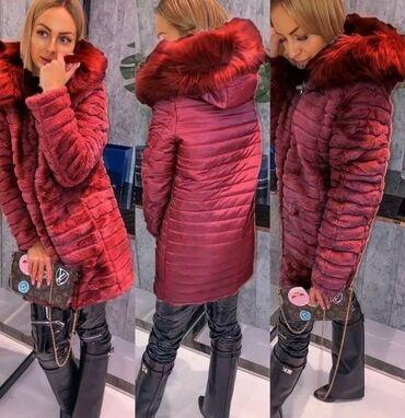 Prelepa jakna sa krznom
